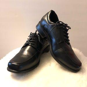 Boys Drexlite Dress Shoes 4W Youth
